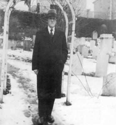 Lovecraft in 1935 The HP Lovecraft Archive
