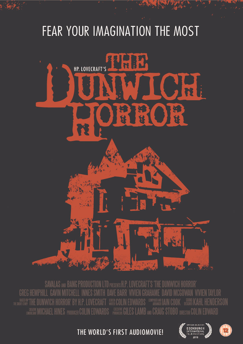 The Dunwich Horror radio play on Spotify image