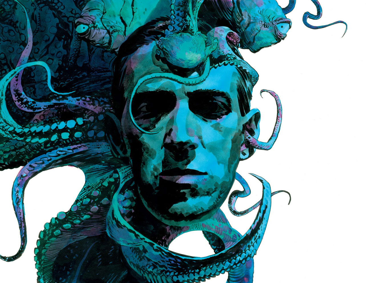 Sean Phillips Lovecraft Piece image