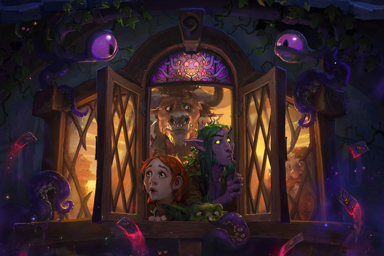 Hearthstone: Whispers of the Old Gods image