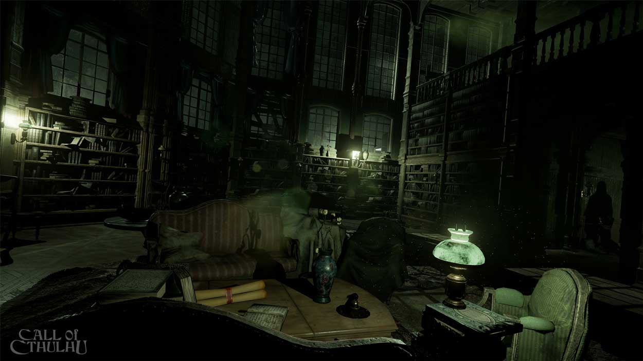 Call of Cthulhu inspired game image