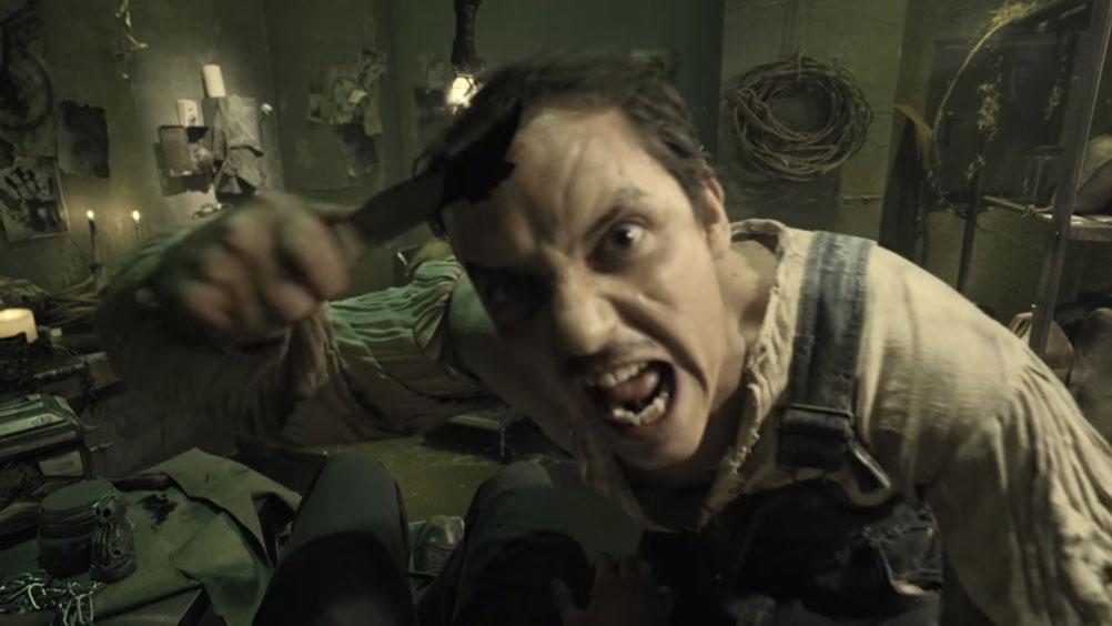 Lovecraft inspired short film Harbinger