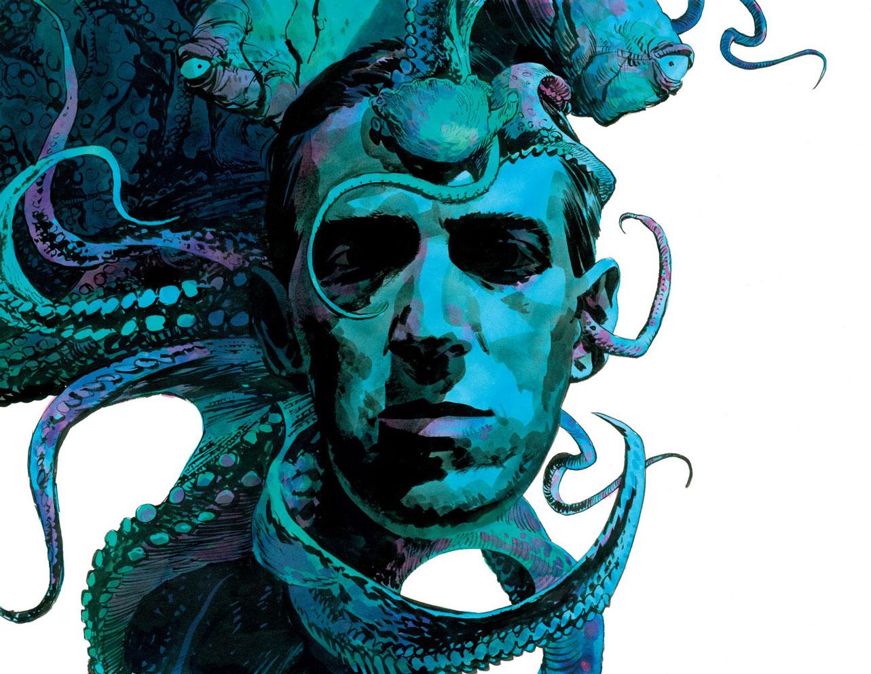 Sean Phillips Lovecraft Piece